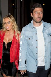 Petra Ecclestone and Sam Palmer at Catch LA in West Hollywood 2018/05/25 2