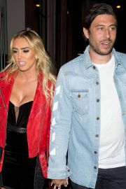 Petra Ecclestone and Sam Palmer at Catch LA in West Hollywood 2018/05/25 4