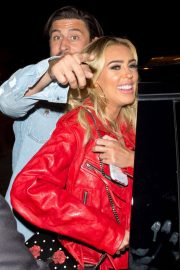 Petra Ecclestone and Sam Palmer at Catch LA in West Hollywood 2018/05/25 6