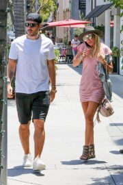 Petra Ecclestone and Sam Palmer Stills Out for Lunch in Beverly Hills 2018/05/17 14