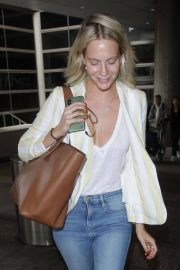Poppy Delevingne at LAX Airport in Los Angeles 2018/05/29 9