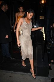 Pregnant Chanel Iman Night Out in London 2018/05/29 1