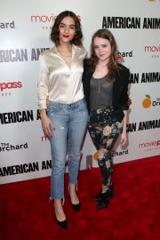 Quinn Shephard and Nadia Alexander at American Animals Premiere in New York 2018/05/29 3