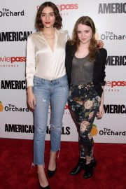 Quinn Shephard and Nadia Alexander at American Animals Premiere in New York 2018/05/29 5
