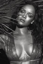 Rihanna Poses for Vogue Magazine Cover June 2018 Issue 1