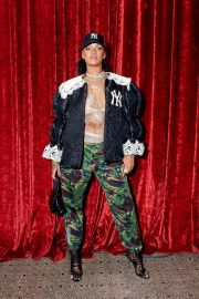 Rihanna Stills at Gucci Wooster Store Opening in New York 2018/05/05 8