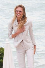 Romee Strijd Stills Out at 71st Annual Cannes Film Festival 2018/05/08 5