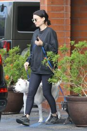 Rooney Mara Out Hiking at TreePeople Park in Beverly Hills 2018/05/26 8