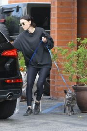 Rooney Mara Out Hiking at TreePeople Park in Beverly Hills 2018/05/26 10