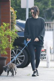Rooney Mara Out Hiking at TreePeople Park in Beverly Hills 2018/05/26 11