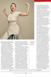 Rose McGowan Stills in The Hollywood Reporter, May 2018 Issue 3