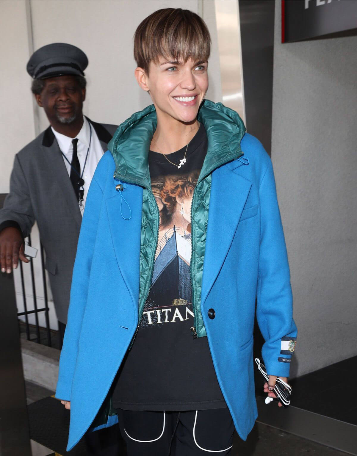 Ruby Rose Stills at LAX Airport in Los Angeles 2018/05/08 7