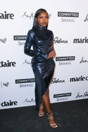 Ryan Destiny Stills at Marie Claire Fresh Faces Party in Los Angeles 2018/04/27 2