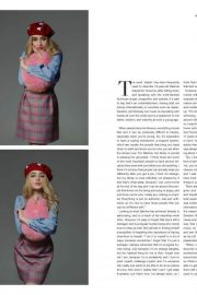 Sabrina Carpenter Poses for House of Solo, May 2018 Issue 3