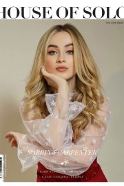 Sabrina Carpenter Poses for House of Solo, May 2018 Issue 4