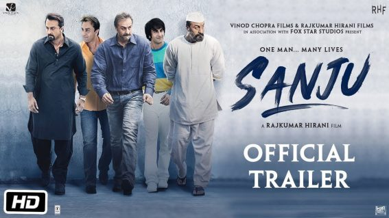 Sanju Movie 2018 Official Trailer 2018/05/30 1