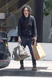 Sara Gilbert Stills Out and About in Los Angeles 2018/05/06 6