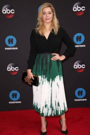 Sasha Pieterse Stills at Disney/ABC Upfront Presentation in New York 2018/05/15 1
