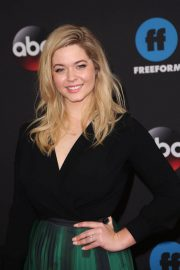 Sasha Pieterse Stills at Disney/ABC Upfront Presentation in New York 2018/05/15 5