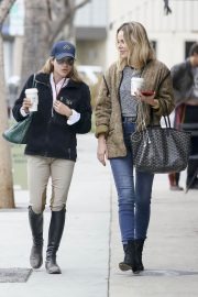 Selma Blair and Monet Mazur Out for Coffee in Los Angeles 2018/05/24 4