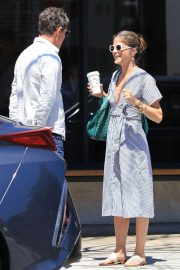 Selma Blair Stills Out for a Coffee in Studio City 2018/05/07 11