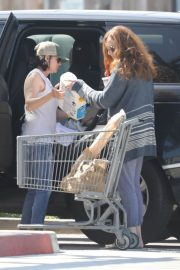 Shannen Doherty Stills Out Shopping at Trancas Country Market in Malibu 2018/04/29 3