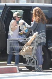 Shannen Doherty Stills Out Shopping at Trancas Country Market in Malibu 2018/04/29 4