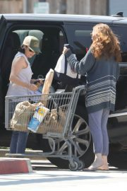 Shannen Doherty Stills Out Shopping at Trancas Country Market in Malibu 2018/04/29 5