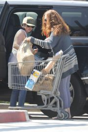 Shannen Doherty Stills Out Shopping at Trancas Country Market in Malibu 2018/04/29 7
