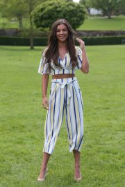 Shelby Tribble Stills on the Set of The Only Way is Essex at Colchester Castle 2018/05/10 3