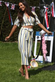 Shelby Tribble Stills on the Set of The Only Way is Essex at Colchester Castle 2018/05/10 6