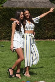 Shelby Tribble Stills on the Set of The Only Way is Essex at Colchester Castle 2018/05/10 9
