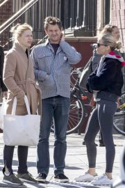 Sienna Miller and Claire Danes Stills Out in New York 2018/04/30 1