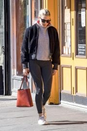 Sienna Miller and Claire Danes Stills Out in New York 2018/04/30 10