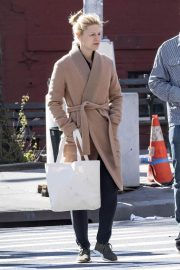 Sienna Miller and Claire Danes Stills Out in New York 2018/04/30 14
