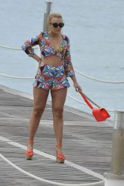 Tallia Storm Stills Out and About in Cannes 2018/05/08 21