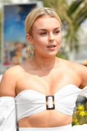 Tallia Storm Stills Out and About in Cannes 2018/05/09 7