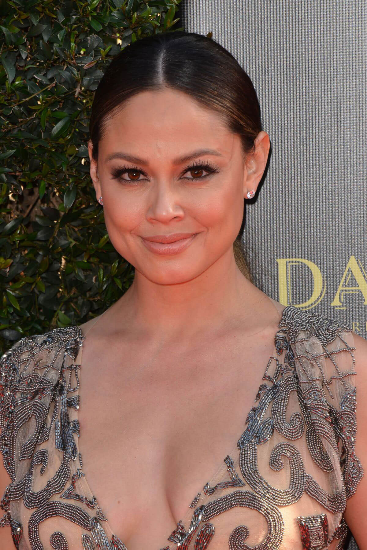 With vanessa lachey cleavage something