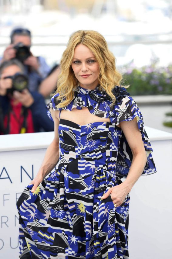 Vanessa Paradis Stills at Knife + Heart Photocall at Cannes Film Festival 2018/05/18 12