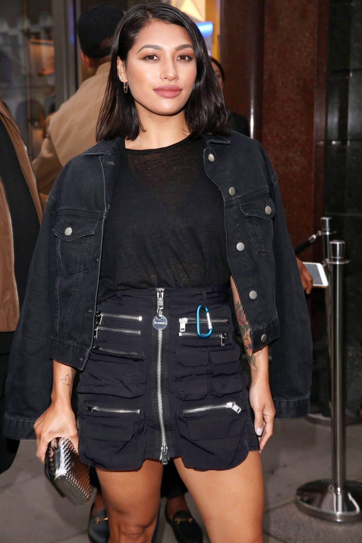 Vanessa White at Puma x MCM Launch Party in London 2018/05/24 10