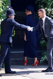 Victoria and David Beckham Stills at Royal Wedding at Windsor Castle 2018/05/19 4