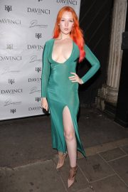 Victoria Clay at Davinci London Collection Launch Party 2018/05/24 4