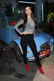 Victoria Justice at Vigo Video Launch Party at Le Jardin in Hollywood 2018/05/24 1