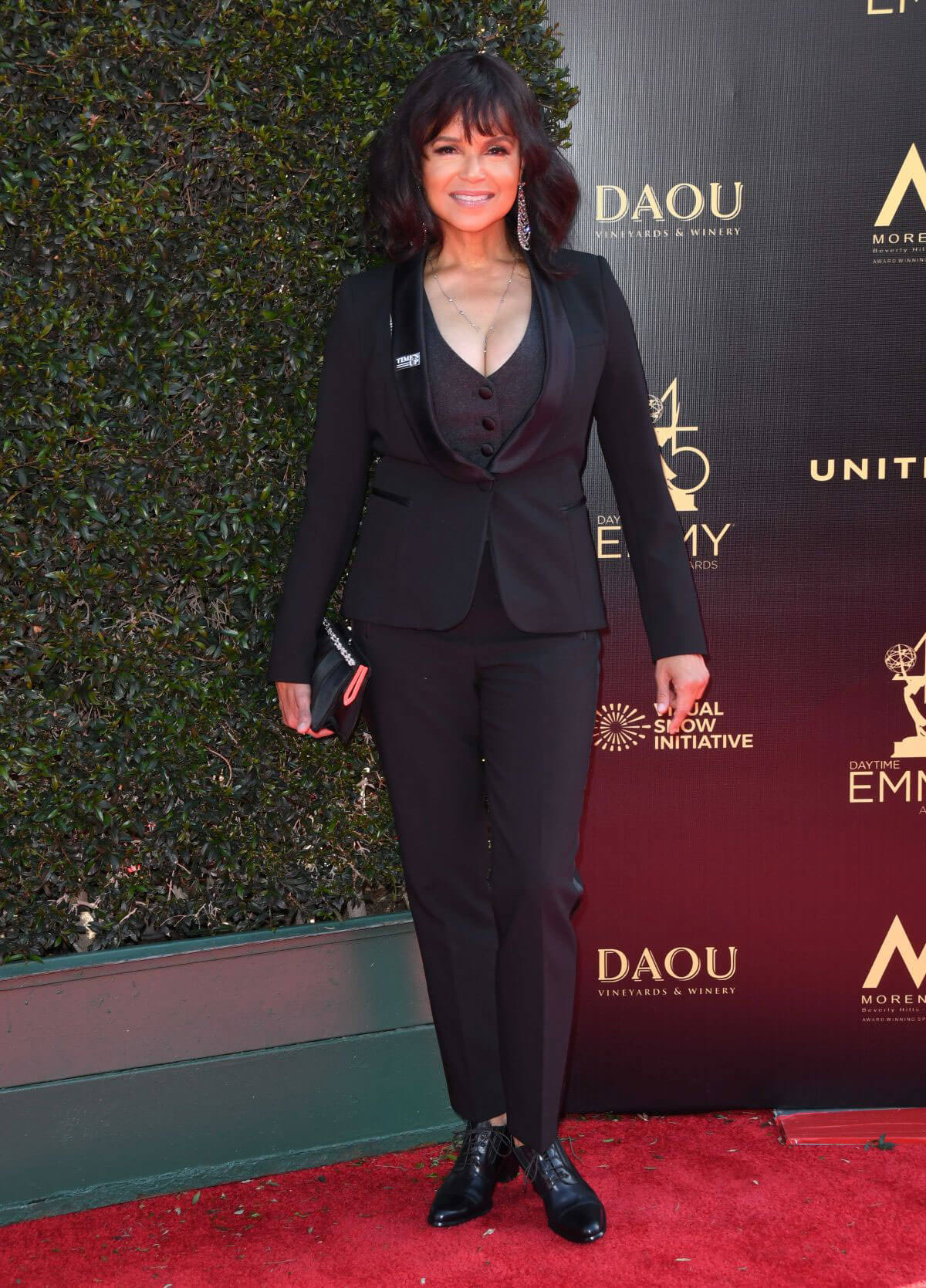 Victoria Rowell Stills at Daytime Creative Arts Emmy Awards in Los Angeles 2018/04/27 9