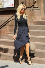 Victoria Silvstedt Stills Out and About in New York 2018/05/03 1