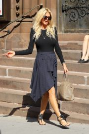 Victoria Silvstedt Stills Out and About in New York 2018/05/03 4