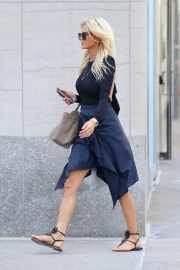 Victoria Silvstedt Stills Out and About in New York 2018/05/03 5