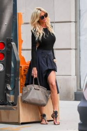 Victoria Silvstedt Stills Out and About in New York 2018/05/03 6