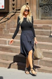 Victoria Silvstedt Stills Out and About in New York 2018/05/03 8