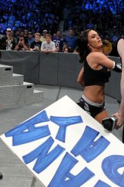 WWE SmackDown Live Lana vs. Billie Kay - Money in the Bank Qualifying Match Photos 2018/05/21 7